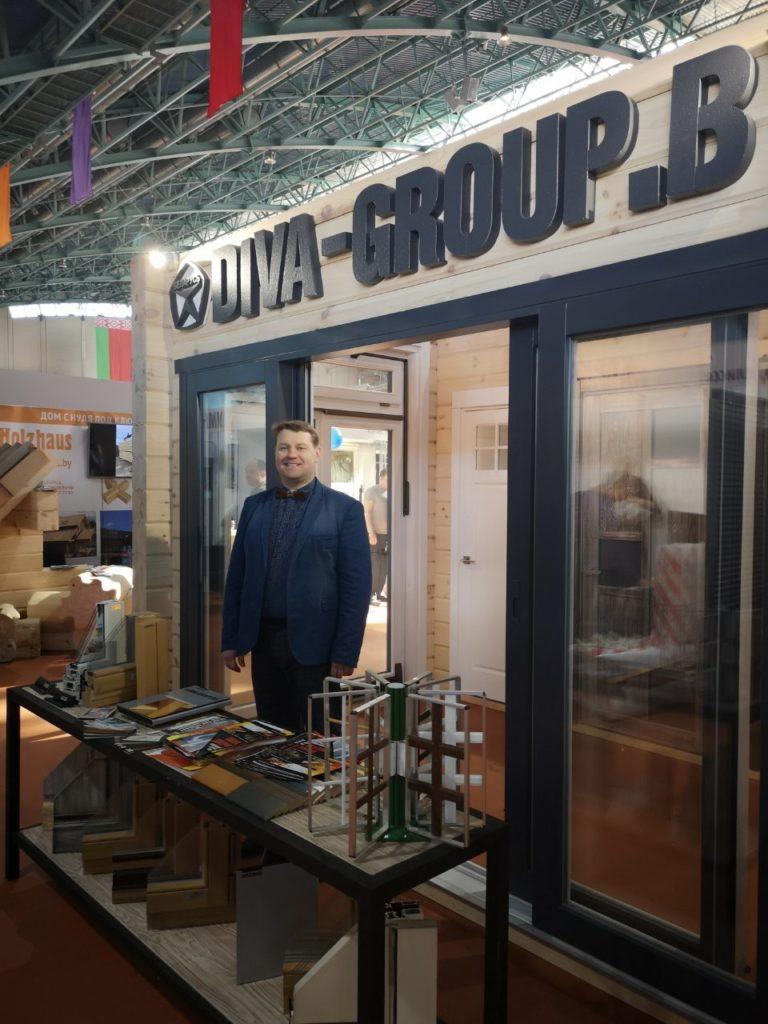 Приняли участие в выставке производителей Беларуси