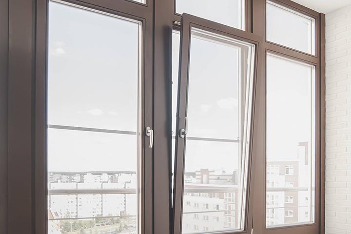 Алюминивые окна