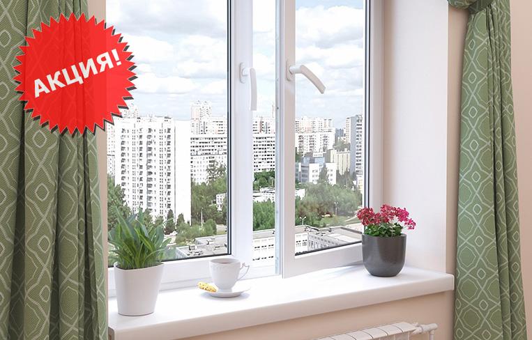 Окна ПВХ REHAU - надежные окна на долгие годы